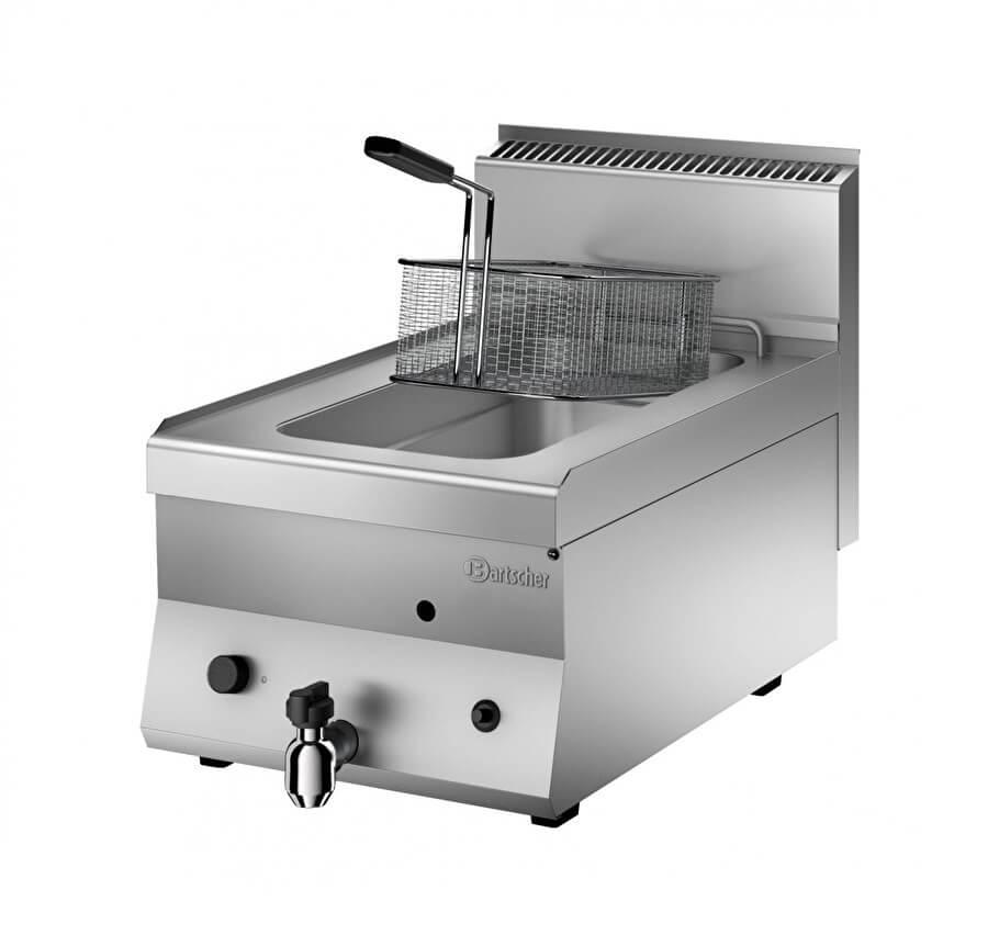 Bartscher – Professionele gas friteuse 8 liter